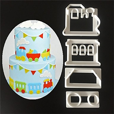 süteményformákba 1db Műanyagok Szabadtéri mert Nyomtatott