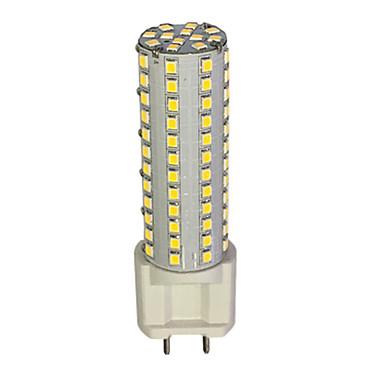 10 W 780 lm G12 LED kukorica izzók T 108 led SMD 2835 Meleg fehér Fehér AC85-265