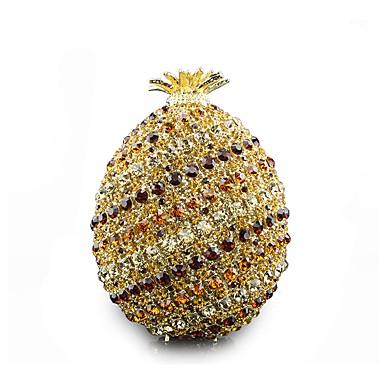 Damen Taschen Spezielle Werkstoff Abendtasche Glitter Metallkette für Hochzeit Veranstaltung / Fest Normal Formal Büro & Karriere Draussen