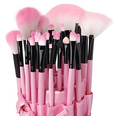 32pcs Make-up kwasten professioneel Brush Sets Nylonkwast / Andere kwasten Grote kwast / Medium kwast