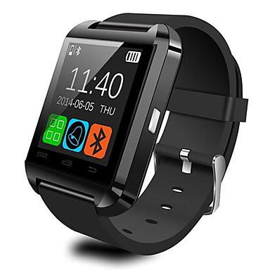 Relógio inteligente Tela de toque Distancia de Rastreamento Chamadas com Mão Livre Controle de Mensagens Suspensão Longa Esportivo