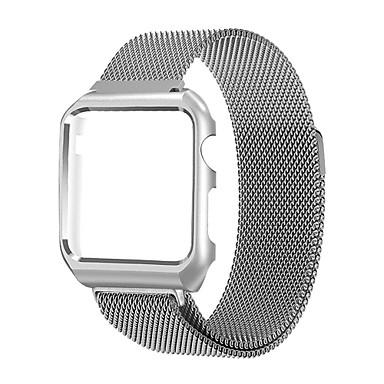 Nézd Band mert Apple Watch Series 3 / 2 / 1 Apple Milánói hurok Barkács (DIY) szerszámok Rozsdamentes acél Csuklópánt