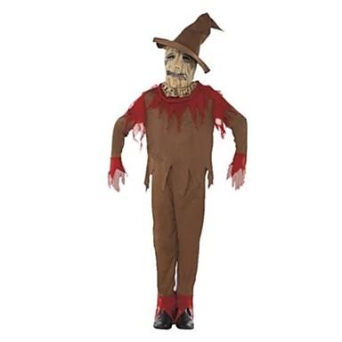 Cosplay Kostüme Skelett/Totenkopf Zombie Cosplay Fest/Feiertage Halloween Kostüme Vintage Top Hosen Mützen Maske Halloween KarnevalMann