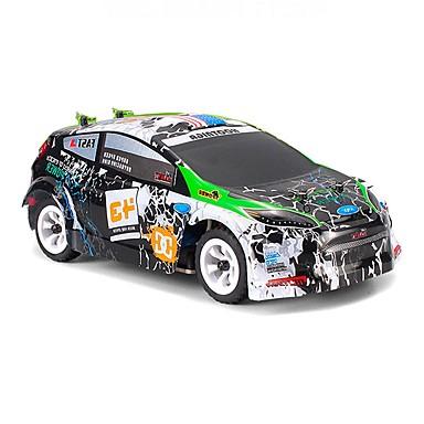 RC Car WL Toys MX7239-0004 SUV / 4WD / Nagy sebesség 1:28 Kefés elektromotor 30/ KM / H Távirányító / Újratölthető / Elektromos