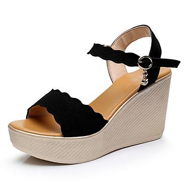 Mujer Invierno Innovador Primavera Verano Otoño Zapatos Cuero Y6y7bfIgv