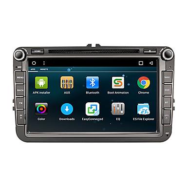 voordelige Automatisch Electronica-TH6089GNC 8 inch(es) 2 Din Android6.0 SCHAR voor Volkswagen Ondersteuning / SD-kaart