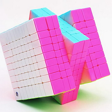 مكعب روبيك 9*9*9 السلس مكعب سرعة مكعبات سحرية مخفف الضغط لغز مكعب كلاسيكي هدية Fun & Whimsical للجنسين