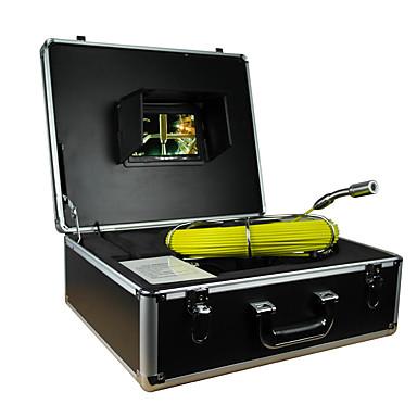 50m yılan kablosu su altında kanalizasyon drenaj boru hattı incelemesi endoskop kamera borusu& Duvar denetim sistemi