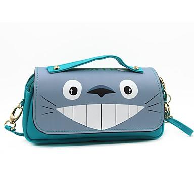 Táska Ihlette A szomszédom Totoro Bujaság Anime Szerepjáték Kiegészítők PU bőr Műbőr/Poliuretán bőr Műanyag