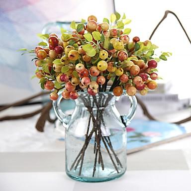Művirágok 5 Ág Európai stílus Növények Asztali virág