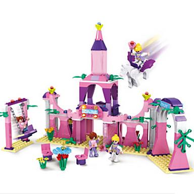 Építőkockák Kastély Fun & Whimsical Lány Ajándék