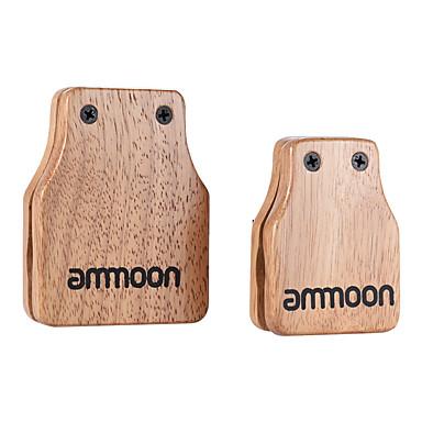 nagy ammoon& Közepes 2db cajon doboz dob kiegészítő tartozék kasztanesz kéz ütéshez