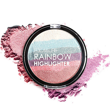 Powders Bronzers Highlighters Shimmer Classic Daily Makeup Cosmetic