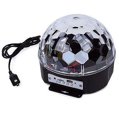18 W 6 LED gyöngyök LED reflektorok RGB / 1 db.