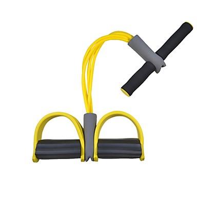 Trainingsbänder Übung & Fitness / Fitnessstudio Dehnbar / Leben / Ziehen Latex Seide