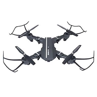 RC Drohne 8807W 4 Kanäle 2.4G Mit HD - Kamera 2.0MP 720P Ferngesteuerter Quadrocopter LED-Lampen / Ein Schlüssel Für Die Rückkehr /