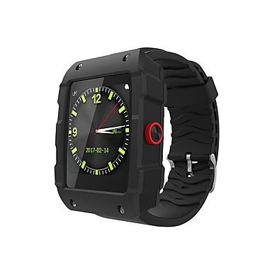 Intelligens Watch GPS Érintőképernyő Vízálló Lépésszámlálók Edzésnapló Távolságmérés Információ Kéz nélküli hívások Üzenet kontroll