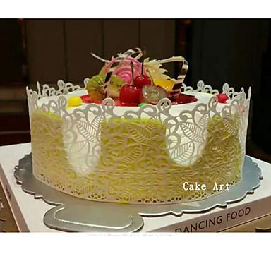 Bakeware eszközök Szilikon Sütés eszköz / Mindszentek napja / Kreatív Konyha Gadget Torta / Mert főzőedények / Cake Sütés Mats & hüvelyek 1db