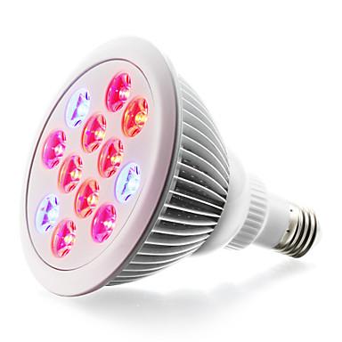 1PC 900 lm E26 / E27 تزايد ضوء اللمبة 24 الخرز LED طاقة عالية LED أحمر / أزرق 85-265 V / قطعة
