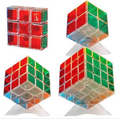 z-cube مكعبات سحرية مخفف الضغط ألعاب متضمن دليل المستخدم مستطيل مربع البلاستيك قطع للجنسين هدية