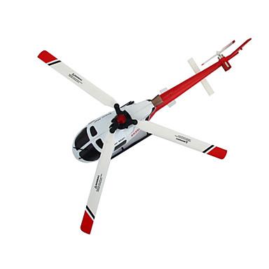 Helicóptero com CR WL Toys V931 6 Canais 6 Eixos 2.4G Electrico Não Escovado - Controlo Remoto Flybarless