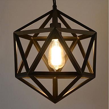 هندسي أضواء معلقة ضوء محيط - المصممين, 110-120V / 220-240V لا يشمل لمبات / 5-10㎡ / E26 / E27