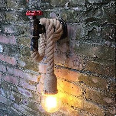 Rustic / Lodge Wall Lamps & Sconces Metal Wall Light 110-120V / 220-240V 40W
