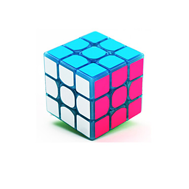 Rubik's Cube z-cube Luminous Glow Cube 3*3*3 Smooth Speed Cube Magic Cube Stress Reliever Puzzle Cube Glow in the Dark User Manual