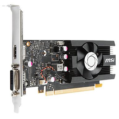 MSI Video-Grafikkarte GT1030 1518MHz/6008MHz2GB/64-Bit GDDR5