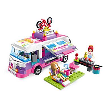 Építőkockák Autó Klasszikus Fun & Whimsical Fiú Ajándék