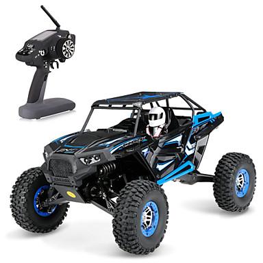 Carro com CR WL Toys 2.4G SUV 4WD Alta Velocidade Drift Car Off Road Car Monster Truck Bigfoot Rock Climbing Car Jipe (Fora de Estrada)