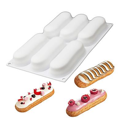1db Újdonság Mindennapokra Silica Gel Jó minőség süteményformákba