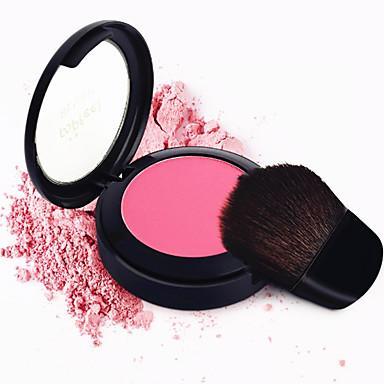 6 Colors Powders Pressed powder Blush Dry / Matte / Combination Whitening / Skin Lifting / Long Lasting Men / Women / Lady Ammonia Free / Formaldehyde Free Makeup Cosmetic