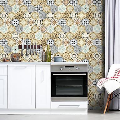 Dekorative Wand Sticker - Flugzeug-Wand Sticker Stillleben Mode Wohnzimmer Schlafzimmer Küche
