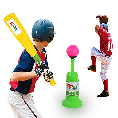 Balls Baseball Toy Stress Reliever Golf Baseball Eco-friendly Material ABS Unisex Boys' Girls' Toy Gift 1 pcs