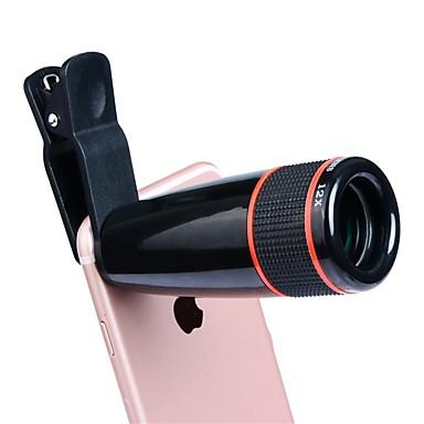 10X makró 0,65x széles látószög Kamera lencse Kamera készlet okostelefonhoz Xiaomi Huawei Samsung iPhone