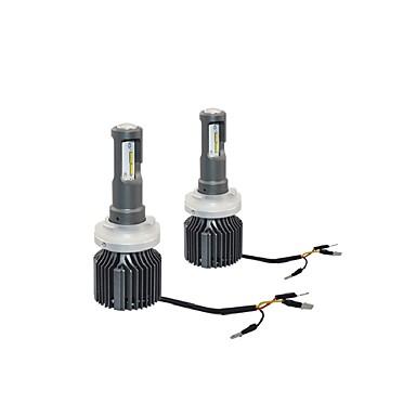 H8 / 9006 / 9005 Autó Izzók 36W Magas teljesítményű LED 4000lm Fejlámpák Fejlámpa