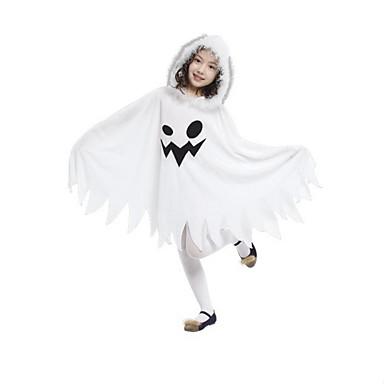 1f9ee97e9232 Ghost Cosplay Klänningar Cosplay Kostymer / Dräkter Halloween Rekvisita  Barn Flickor Halloween Karnival Festival / högtid