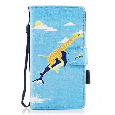 Case For Huawei P10 Lite Card Holder Wallet with Stand Flip Magnetic Pattern Full Body Cases Animal Hard PU Leather for P10 Lite P8 Lite