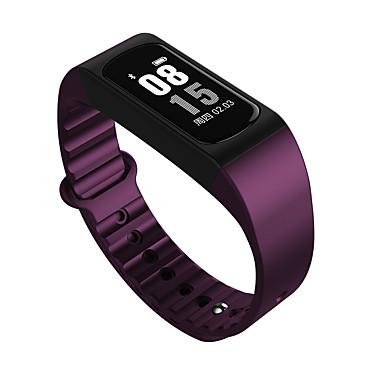 Intelligens karkötő YY W4S for iOS / Android / iPhone Szívritmus monitorizálás / Elégetett kalória / Hosszú készenléti idő / Érintőképernyő / Vízálló Pulse Tracker / Stopper / Lépésszámlál