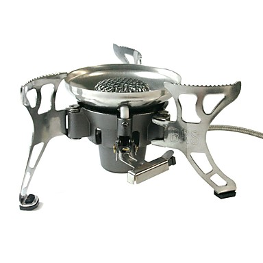 Stove Single Stainless Steel / Aluminium alloy Outdoor for Camping / Hiking / Picnic / BBQ