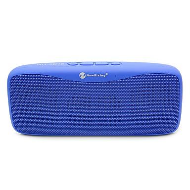NR-3015 Szabadtéri Mini stílus Bluetooth Bluetooth 2.1 3,5 mm Fehér Fekete Bor Világoskék