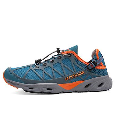 636c3519621 LEIBINDI Ανδρικά Καθημερινά Παπούτσια Παπούτσια Ορειβάτη Αντιολισθητικό  Φοριέται Για Υπαίθρια Χρήση Δερματίνη Μαύρο Σκούρο Μπλε Μαρέν