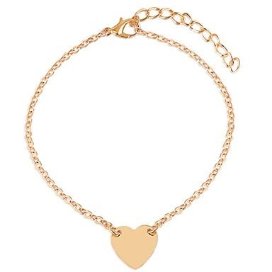 Women's Chain Bracelet - Simple Style, Fashion Bracelet Gold / Silver For Street Office & Career