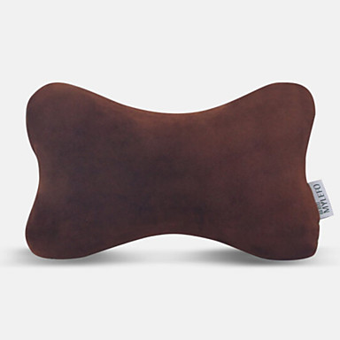 Comfortable-Superior Quality Natural Latex Pillow Headrest 100% Polyester