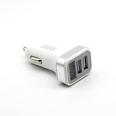 LED kijelző Multi port 2 USB port Csak töltő DC 5V/2.1A
