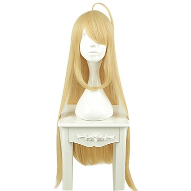 Cosplay Wigs Cosplay Cosplay Anime Cosplay Wigs 90 CM Heat Resistant Fiber Women's