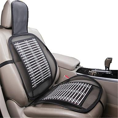 voordelige Auto-interieur accessoires-Autoproducten Stoel hoezen Voor Universeel Alle jaren Auto-stoelhoezen Nylon Hout