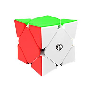 Rubik kocka QIYI 0934C-8 Alien Skewb Skewb Cube Sima Speed Cube Rubik-kocka Puzzle Cube Ajándék Uniszex