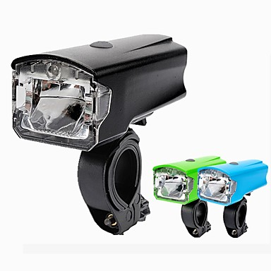 Kerékpár világítás biztonsági világítás Kerékpár első lámpa Világítás LED LED Kerékpározás Hordozható Professzionális Könnyű Gyors